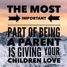 """Let go of your picture of being the """"perfect"""" parent, and take care of yourself first."""