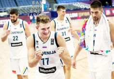 Slovenia demolishes France to remain undefeated.  Final score was 95-78 for Slovenia.  France was the favourite to win the match but Slovenia really showed what they are capable of when putting on their A game.  Goran Dragic of the Miami Heat leades the way with 22 points 3 rebounds and 8 assists.  Luka Doncic with 15 points and 9 rebounds.  -AJHEAT