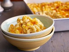 Satisfy comfort food cravings with easy one-pot meals like warming soups and stews, comforting casseroles, and all kinds of mac and cheese.