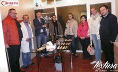 Segundo día de la Misión Comercial Inversa con compradores polacos, durante la visita a nuestras instalaciones.
