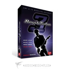 Ik Multimedia Amplitube 3 Software - BOXAT30003