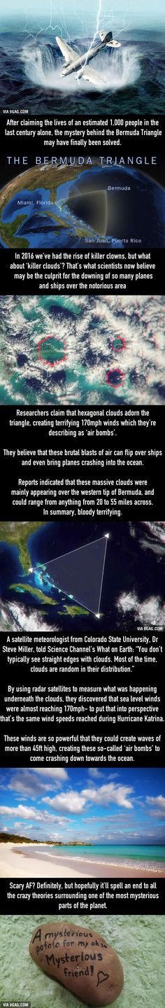The Bermuda Triangle Mystery Has Finally Been 'Solved'
