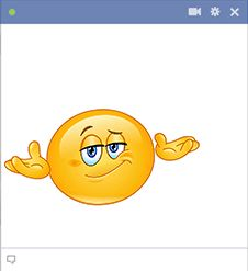 See how fun it is to express yourself using this smiley