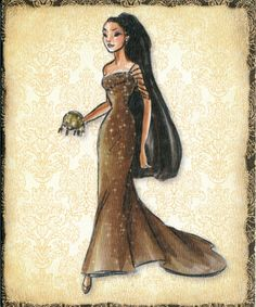 Disney Princess Designer Collection ~ Pocahontas