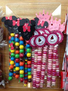 favors tiara ladybug minnie mouse