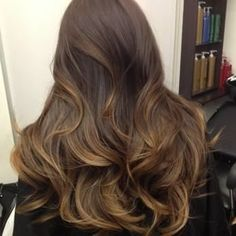 Brown ombré Golden Brown Hair Color, Brown Hair Colors, Hair Colour, Twisted Hair, Guy Tang, Great Hair, Awesome Hair, Balayage Hair, Honey Balayage
