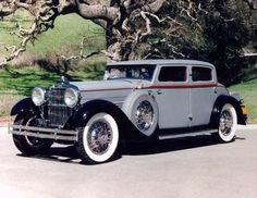 1930 Stutz MB Weyman Monte Carlo