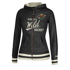 adidas Minnesota Wild Hoodie - Women's