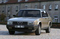 Alfa Romeo Alfa 90 V6 (1987)