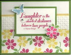 Feel Goods by GunnysCathy - Cards and Paper Crafts at Splitcoaststampers