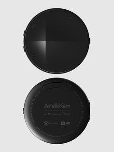 AK XB10 / 24bit Bluetooth Headphone Amp / aptX HD / DAC / Wireless / Astell&Kern / iriver / industrial Design / Sanil Choi