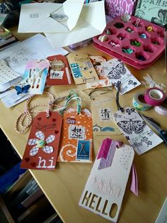 So This is Julie » #gift #tags #taggedbykindness #paper