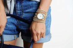Diy Chain Strap Watch