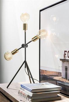 Mandy tafellamp 3-lamps Desk Lamp, Table Lamp, Ceiling Lights, Elegant, Lighting, Modern, Budget, Home Decor, Studio