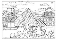 Museo del Louvre. Paris, Francia