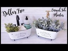 How To Get The Farmhouse Look With Dollar Tree Items 640 x 480