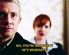 It kills me how flustered John gets here. He knew this would happen all along, and now he has no way to protect Sherlock.