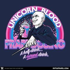 Unicorn Blood Frappe - Collection Image - RIPT Apparel