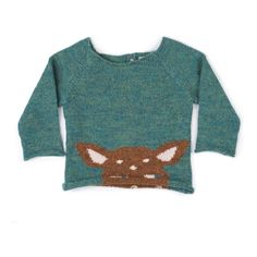 Baby Alpaga Bambi Jumper Oeuf NYC Baby Children- A large selection of Fashion on Smallable, the Family Concept Store - More than 600 brands.