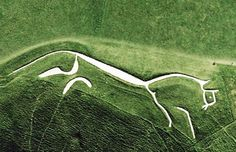 Unidentified Flying Object o Unknown Flying Object: L'ENIGMA DEL CAVALLO BIANCO DI UFFINGTON DELL'ETÀ ...
