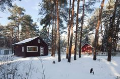 Gallery: A gingerbread house in the forest | Atelier ST