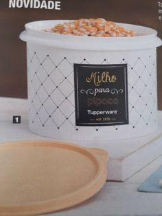 Tupperware Caixa de Milho Bistro