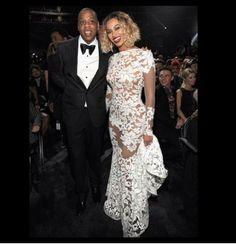 The Grammy Look