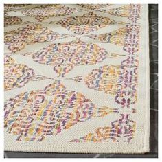 Bastima Outdoor Patio Rugs - Wheat/Multi-color : Target