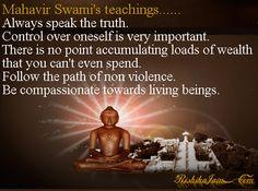 mahavir swami possessions - Google Search