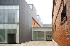 EXIT Architects > Centro Cívico Palencia   HIC Arquitectura