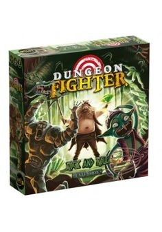 Expansión Dungeon Fighter: Rock and Roll  16,95€