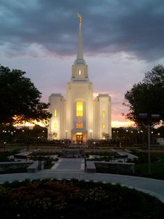 Brigham City Temple:  We went to groundbreaking, open house, dedication, and will continue to visit often.