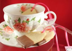 """Teabag Cookies 