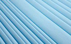 Dettaglio del Memory Piuma presente nel Materasso Permaflex Nutrice http://www.centropermaflex-online.com/prodotto-143130/Materasso-NUTRICE-Permaflex-h22.aspx