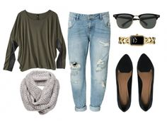 Exam Style: Comfy Yet Cute Outfits for Exams | Her Campus