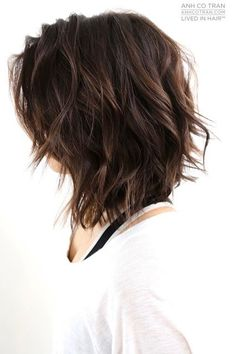 Celebrities and Their Hair Braids – Lavish Braids Medium Hair Styles, Curly Hair Styles, Corte Y Color, Tips Belleza, Great Hair, Hair Today, Hair Looks, Pretty Hairstyles, Short Hair Cuts