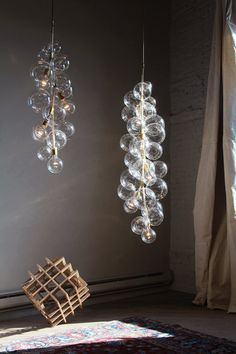 General lighting | Suspended lights | X-Tall Bubble Chandelier. Check it out on Architonic