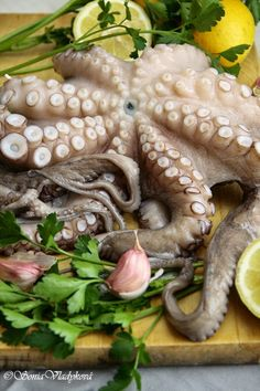 Unavená vařečka: Mořské plody