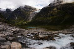Where to Go to Avoid Crowds  - Bødalsbreen Valley. By Stephen J Kennedy