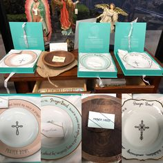 Come and see our new, unique and inspiring prayer bowls with its own prayer cards to be personalized.
