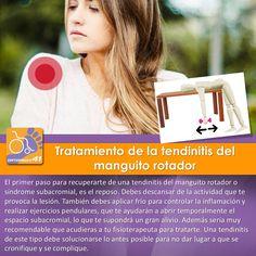 #Tendinitis en el #hombro