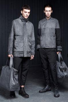 Alexander Wang Fall 2013 Menswear Fashion Show