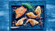 Králičí maso je velmi lehké a málo tučné. Je proto ideální, pokud z nějakého důvodu držíte dietu, ale pochutnáte si na něm, i když diety nepotřebujete. Tandoori Chicken, Meat, Cooking, Ethnic Recipes, Food, Kitchen, Essen, Meals, Yemek