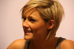 nice Helene Fischer Short Haircut 2017 Pictures