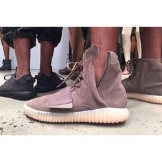 95742c939 Adidas Yeezy Boost 750 Chocolate Brown by Kanye West l Follow us on Twitter   https