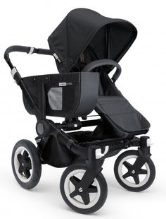 News flash! Bugaboo Donkey All Black due in April!