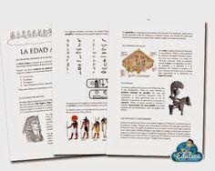 RECURSOS PRIMARIA | Resumen sobre la Edad Antigua. ~ La Eduteca