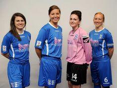Birmingham City Ladies FC have a  Facebook page