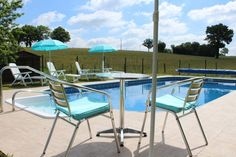 The Pool | Les Saules - Gites With a Pool Outdoor Furniture Sets, Outdoor Decor, Home Decor, Homemade Home Decor, Interior Design, Home Interiors, Decoration Home, Home Decoration, Outdoor Furniture
