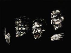 Photo art gallery of Lorenzo Puglisi's paintings